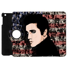 Elvis Presley Apple Ipad Mini Flip 360 Case by Valentinaart