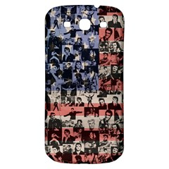 Elvis Presley Samsung Galaxy S3 S Iii Classic Hardshell Back Case by Valentinaart