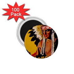 White Eagle 1 75  Magnets (100 Pack)  by Valentinaart