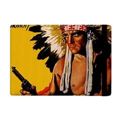 White Eagle Apple Ipad Mini Flip Case by Valentinaart