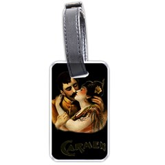Carmen Luggage Tags (one Side)  by Valentinaart