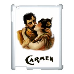 Carmen Apple Ipad 3/4 Case (white) by Valentinaart