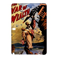 The War Of Wealth Samsung Galaxy Tab Pro 12 2 Hardshell Case by Valentinaart