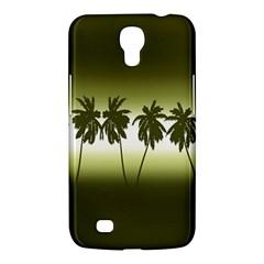 Tropical Sunset Samsung Galaxy Mega 6 3  I9200 Hardshell Case by Valentinaart