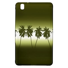 Tropical Sunset Samsung Galaxy Tab Pro 8 4 Hardshell Case by Valentinaart