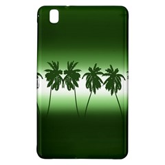 Tropical Sunset Samsung Galaxy Tab Pro 8 4 Hardshell Case by Valentinaart