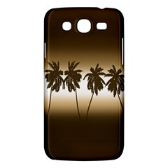 Tropical Sunset Samsung Galaxy Mega 5 8 I9152 Hardshell Case  by Valentinaart