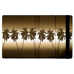 Tropical Sunset Apple Ipad Pro 12 9   Flip Case by Valentinaart