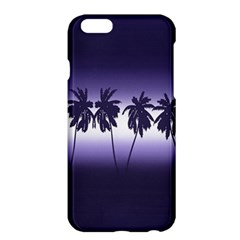 Tropical Sunset Apple Iphone 6 Plus/6s Plus Hardshell Case by Valentinaart