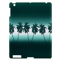 Tropical Sunset Apple Ipad 3/4 Hardshell Case by Valentinaart