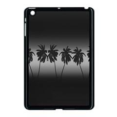 Tropical Sunset Apple Ipad Mini Case (black) by Valentinaart