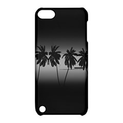 Tropical Sunset Apple Ipod Touch 5 Hardshell Case With Stand by Valentinaart