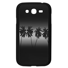 Tropical Sunset Samsung Galaxy Grand Duos I9082 Case (black) by Valentinaart