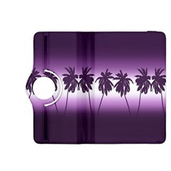 Tropical Sunset Kindle Fire Hdx 8 9  Flip 360 Case by Valentinaart