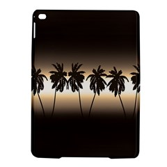 Tropical Sunset Ipad Air 2 Hardshell Cases by Valentinaart