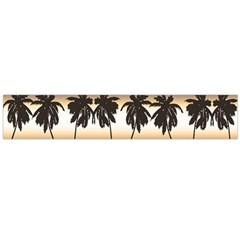 Tropical Sunset Flano Scarf (large) by Valentinaart