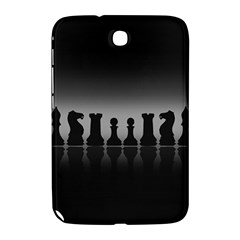 Chess Pieces Samsung Galaxy Note 8 0 N5100 Hardshell Case  by Valentinaart