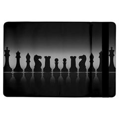 Chess Pieces Ipad Air Flip by Valentinaart