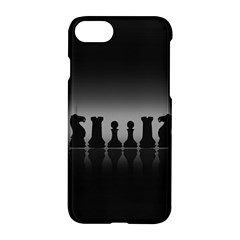 Chess Pieces Apple Iphone 7 Hardshell Case by Valentinaart