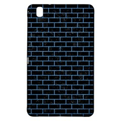 Brick1 Black Marble & Blue Colored Pencil Samsung Galaxy Tab Pro 8 4 Hardshell Case by trendistuff