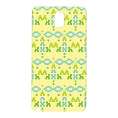 Simple Tribal Pattern Samsung Galaxy Note 3 N9005 Hardshell Back Case by berwies