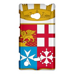 Coat Of Arms Of The Italian Navy  Nokia Lumia 720 by abbeyz71