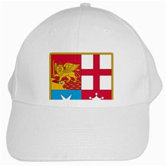 Coat Of Arms Of The Italian Navy White Cap by abbeyz71