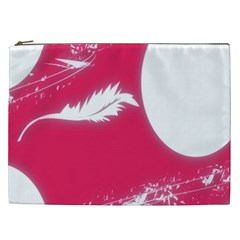 Hintergrund Tapete Texture Cosmetic Bag (xxl)  by Nexatart