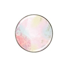 Watercolor Floral Hat Clip Ball Marker (10 Pack) by Nexatart