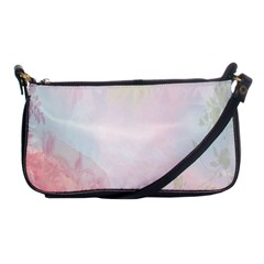 Watercolor Floral Shoulder Clutch Bags by Nexatart