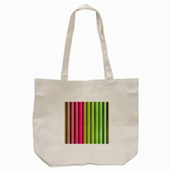 Vertical Blinds A Completely Seamless Tile Able Background Tote Bag (cream) by Nexatart