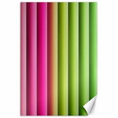Vertical Blinds A Completely Seamless Tile Able Background Canvas 20  X 30   by Nexatart