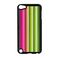 Vertical Blinds A Completely Seamless Tile Able Background Apple Ipod Touch 5 Case (black) by Nexatart