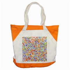 Lovely Floral 31d Accent Tote Bag by MoreColorsinLife