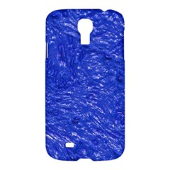 Thick Wet Paint A Samsung Galaxy S4 I9500/i9505 Hardshell Case by MoreColorsinLife