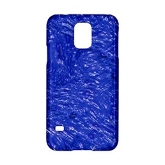 Thick Wet Paint A Samsung Galaxy S5 Hardshell Case  by MoreColorsinLife