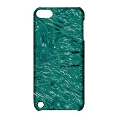 Thick Wet Paint B Apple Ipod Touch 5 Hardshell Case With Stand by MoreColorsinLife