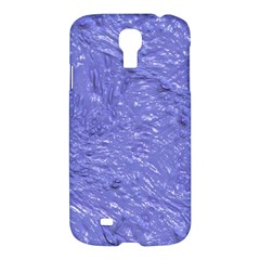 Thick Wet Paint H Samsung Galaxy S4 I9500/i9505 Hardshell Case by MoreColorsinLife