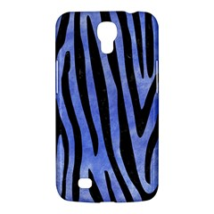 Skin4 Black Marble & Blue Watercolor Samsung Galaxy Mega 6 3  I9200 Hardshell Case by trendistuff