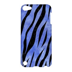 Skin3 Black Marble & Blue Watercolor (r) Apple Ipod Touch 5 Hardshell Case by trendistuff