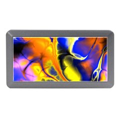 Fractal Art Pattern Cool Memory Card Reader (mini) by Nexatart