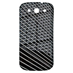 Abstract Architecture Pattern Samsung Galaxy S3 S Iii Classic Hardshell Back Case by Nexatart