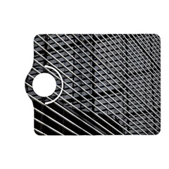 Abstract Architecture Pattern Kindle Fire Hd (2013) Flip 360 Case by Nexatart