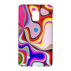 Colourful Abstract Background Design Galaxy Note Edge by Nexatart