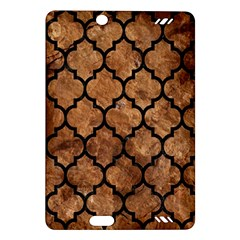 Tile1 Black Marble & Brown Stone (r) Amazon Kindle Fire Hd (2013) Hardshell Case by trendistuff