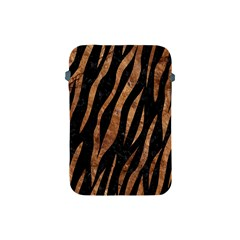 Skin3 Black Marble & Brown Stone Apple Ipad Mini Protective Soft Case by trendistuff