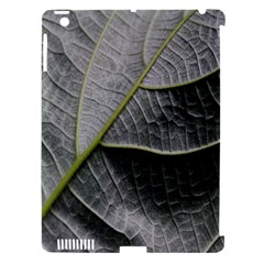 Leaf Detail Macro Of A Leaf Apple Ipad 3/4 Hardshell Case (compatible With Smart Cover) by Nexatart