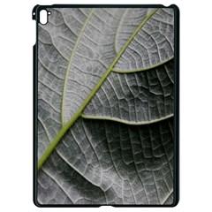 Leaf Detail Macro Of A Leaf Apple Ipad Pro 9 7   Black Seamless Case by Nexatart
