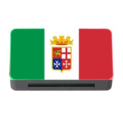 Naval Ensign Of Italy Memory Card Reader With Cf by abbeyz71