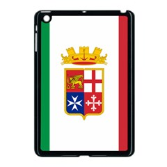 Naval Ensign Of Italy Apple Ipad Mini Case (black) by abbeyz71